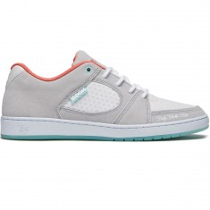 eS Accel Slim X DGK Shoes - Grey/White