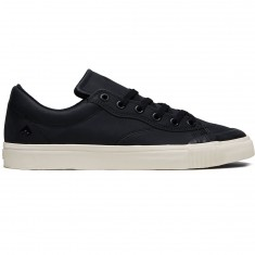 Emerica Indicator Low Shoes - Black/White/White