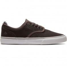 Emerica Wino G6 Shoes - Dark Grey/White