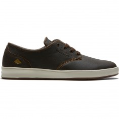 Emerica The Romero Laced Shoes - Brown/Gum/Gold