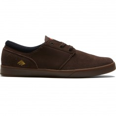 Emerica The Figueroa Shoes - Brown/Gum/Gold