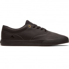 Emerica Provost Slim Vulc Shoes - Black/Gold