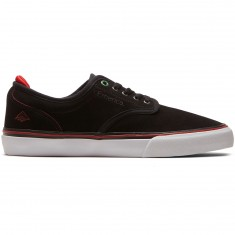 Emerica Wino G6 X Sriracha Shoes - Black/Red