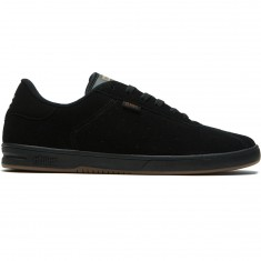 Etnies The Scam Shoes - Black/Black/Gum