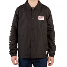 Emerica Kill Em Coaches Jacket - Black