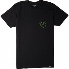 Etnies Clear Shot Pocket T-Shirt - Black