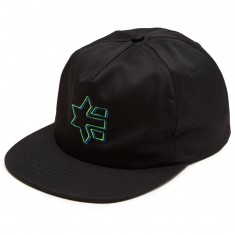 Etnies X Pyramid Country Icon Hat - Black