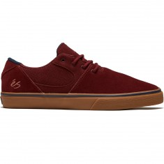 eS Accel SQ Shoes - Burgundy/Gum