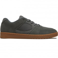 eS Accel Slim Shoes - Grey/Gum