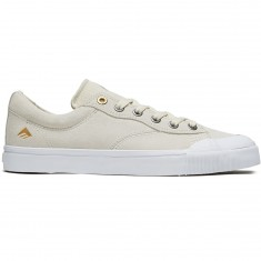 Emerica Indicator Low Shoes - White/White