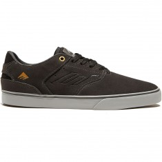 Emerica The Reynolds Low Vulc Shoes - Dark Grey/Grey