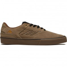 Emerica The Reynolds Low Vulc Shoes - Tan