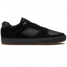 Emerica Reynolds G6 Shoes - Black/Black/Gum