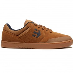Etnies Marana Michelin Shoes - Brown/Navy/Gum