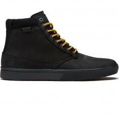 Etnies Jameson HTW Shoes - Black/Black/Gum
