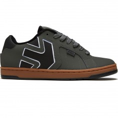 Etnies Fader 2 Shoes - Grey/Black/Gum