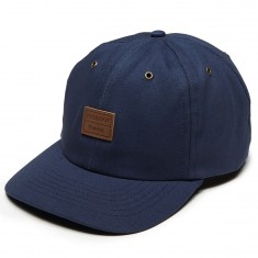 Emerica Pendleton 6 Panel Hat - Navy