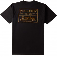 Emerica X Pendleton T-Shirt - Black