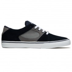 eS Square Three Shoes - Navy/Grey