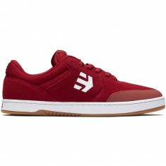 Etnies Marana Shoes - Red/White