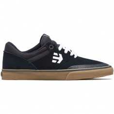 Etnies Marana Vulc Shoes - Navy/White/Gum