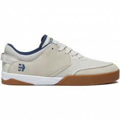 Etnies Helix Shoes - White/Navy/Gum