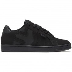 Etnies Fader 2 Shoes - Black/Black/Black