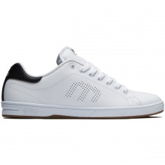 Etnies Callicut LS Shoes - White/Black/Gum