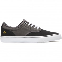 Emerica Wino G6 Shoes - Dark Grey/Grey