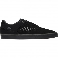 Emerica The Reynolds Low Vulc Shoes - Black/Black/Grey
