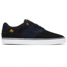 Emerica The Reynolds Low Vulc Shoes - Black/Navy