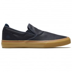 Emerica Wino G6 Slip On Reserve Shoes - Dark Blue