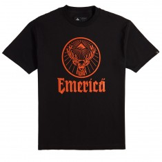 Emerica Hunted T-Shirt - Black