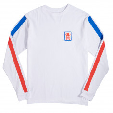 eS Racquet Long Sleeve T-Shirt - White