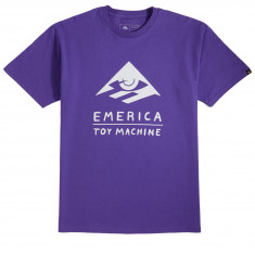 Emerica Toy T-Shirt - Purple