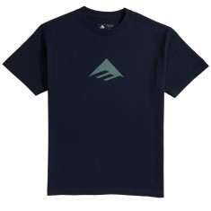 Emerica Triangle T-Shirt - Navy