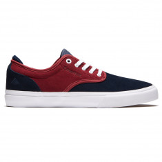 Emerica Wino G6 Shoes - Navy/Red