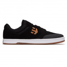 Etnies Marana Shoes - Black/Tan