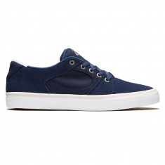 eS Square Three Shoes - Navy