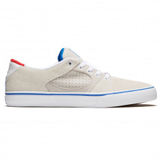 eS Square Three X Grizzly Shoes - White