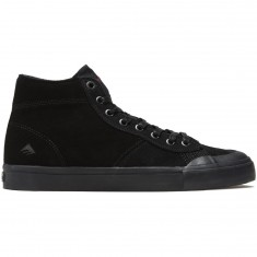 Emerica X Black Friday Indicator High Shoes - Black/Black/Black