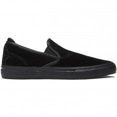 Emerica X Black Friday Wino G6 Slip On Shoes - Black/Black/Black
