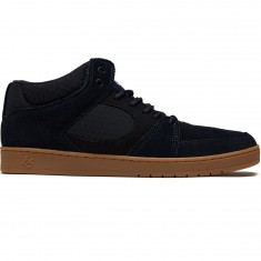 eS X Tres Accel Slim Mid Shoes - Navy/Gum