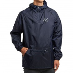 eS Packable Anorak Jacket - Navy