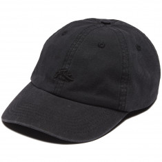 Rusty Banter Adjustable Hat - Worn Black