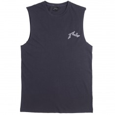 Rusty TV Screen 5 Tank Top - Coal