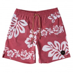 Rusty Konan Elastic All Day Boardshorts - Pepper
