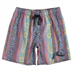 Rusty Flashback 2 Elastic Boardshorts - Black