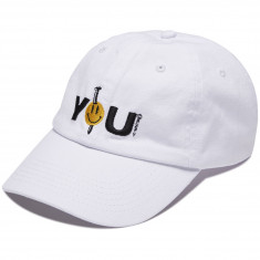Rusty Novo Adjustable Hat - White