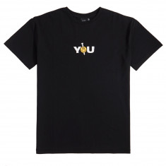 Rusty Novo T-Shirt - Black
